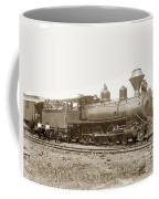 California Northwestern Railroad #30 4-6-0 Baldwin Locomotive Works Circa 1905 Coffee Mug
