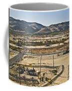 California Oil Field 14pdxl084 Coffee Mug
