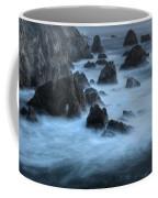 California Rocky Coastline Coffee Mug