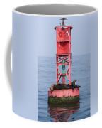 California Sea Lions Zalophus Coffee Mug by Rich Reid