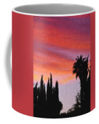 California Sunset Painting 3 Coffee Mug
