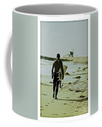 California Surfer Coffee Mug