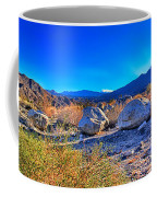 California Wilderness Panorama Coffee Mug