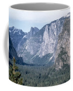 California: Yosemite Valley Coffee Mug