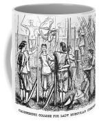 Calisthenics, 1867 Coffee Mug