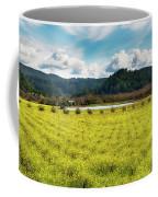 Calistoga Gold Coffee Mug