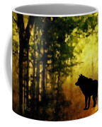 Call Of The Wolf Coffee Mug