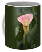 Calla In The Mist Coffee Mug