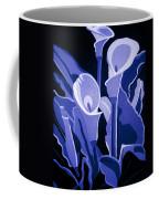 Calla Lilies Royal Coffee Mug