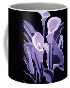 Calla Lillies Lavender Coffee Mug