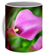 Calla Lilly Coffee Mug by Kathleen Struckle