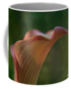 Calla Lily Close-up Coffee Mug