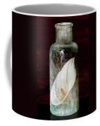 Calla Lily In A Bottle Coffee Mug
