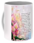 Callas   Poem Coffee Mug