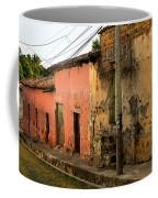 Calle En Suchitoto Coffee Mug