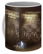 Calligraphic Light Coffee Mug