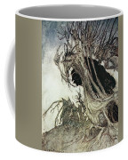 Calling Shapes And Beckoning Shadows Dire Coffee Mug