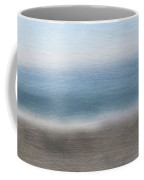 Calm Coast 2-  Art By Linda Woods Coffee Mug