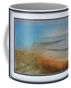 Calm Dawn Tide Montage Coffee Mug