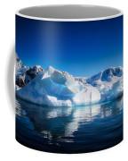 Calm Ice Coffee Mug