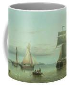 Calm On The Humber, 1864 Coffee Mug