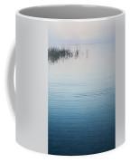 Calm Ripples On The Lake Coffee Mug