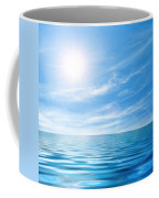 Calm Seascape Coffee Mug