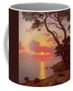 Calme De Soir Cote Dazur Coffee Mug