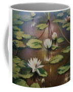 Calming Pond Coffee Mug