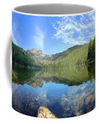 Calmness Speaks Coffee Mug