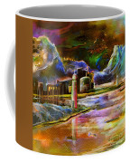 Calpe 02 Spain Coffee Mug