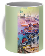 Calpe Harbour 03 Coffee Mug