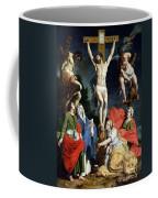 Calvary Coffee Mug by Abraham Janssens van Nuyssen