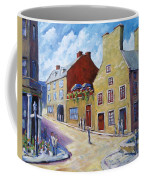Calvet House Old Montreal Coffee Mug