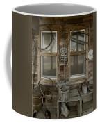 Calvins Garage In Deshler Nebraska Coffee Mug