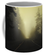 Camano Island Fog Coffee Mug