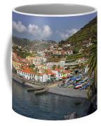 Camara De Lobos Madeira Coffee Mug