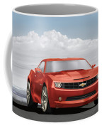 Camaro Musclecar Coffee Mug