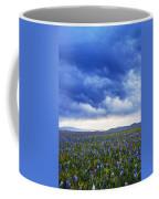 Camas Glory At Camas Prairie In Idaho Coffee Mug