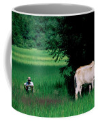 Cambodian Farmer Coffee Mug