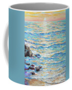 Cambria Rocks Coffee Mug
