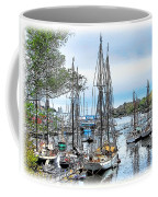 Camden Bay Harbor Coffee Mug