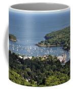 Camden Harbor Maine Coffee Mug