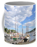 Camden Maine Harbor Coffee Mug