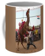 Camel Dance Pushkar Coffee Mug