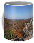Camel Rock In Autumn Coffee Mug
