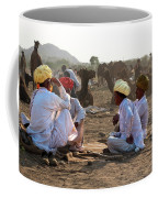 Camel Traders Pushkar Coffee Mug