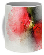 Camellia Burst Coffee Mug