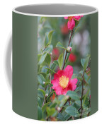 Camellia Sasanqua Yuletide Coffee Mug