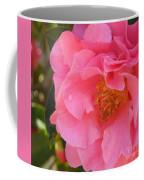 Camellias Of The South Coffee Mug